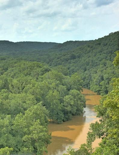 The Green River Overlook