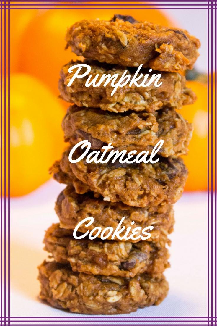 pumpkin-oatmeal-cookies-pinterest