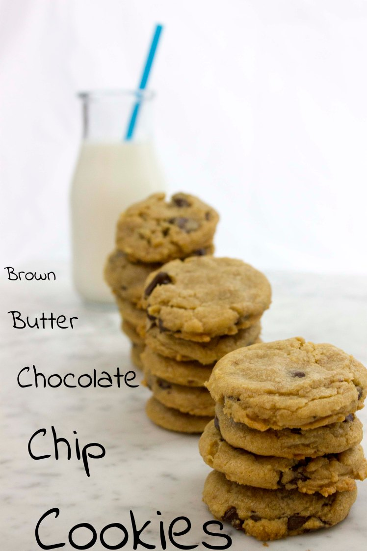 Pinterest- Brown Butter Chocolate Chip Cookies