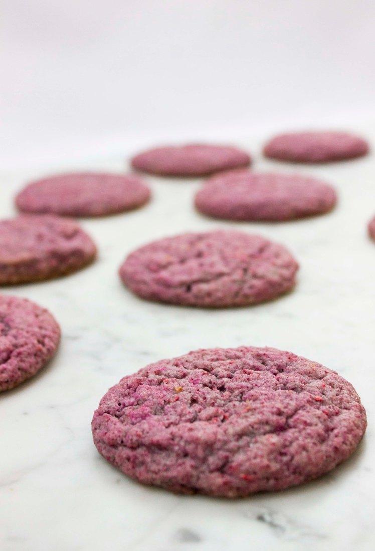 Raspberry Cookies-2